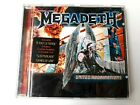 Megadeth United Abominations CD RR 8029-2 2007 Brand New