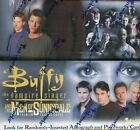 BUFFY MEN OF SUNNYDALE FACTORY SEALED BOX OF TRADING CARDS BY INKWORKS