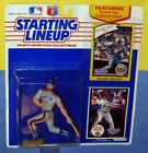 1990 HOWARD JOHNSON New York Mets NM- *00 s/h* final Starting Lineup + 1982 card