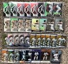 Huge Robinson Cano Topps Finest Refractor Lot Orange Gold Blue Red Xfractor