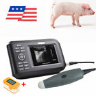Portable Laptop Machine Digital Ultrasound Scanner With Probe For Vet Human Use
