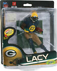 Green Bay Packers Eddie Lacy NFL 34 McFarlane Variant Action Figure