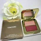 Tom Ford Sheer Cheek Duo BICOASTAL Soleil Limited Edition, New in Box