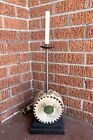 Awesome Guild Master Native American Style Drum Lamp W Functional Drum Western