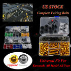 Motorcycle Fairing Bolt Kits For Ducati 848 899 1098 1198 1199 749 999 959 Corse
