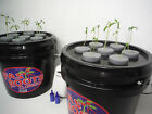 14 Site Indoor Plant Growing Aeroponics Cloner Complete Cutting Rooting System