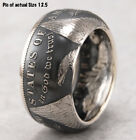 TOP QUALITY MORGAN DOLLAR SILVER COIN RING HAND MADE TO ANY SIZE FROM 10 14
