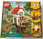 LEGO Creator 31078 Treehouse Treasures Pirate 3 in 1 Building Set 260 Pcs New