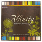 Affinity 12x21 Textured Cardstock Paper Pad The Paper Studio 15 Colors