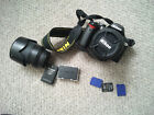 Nikon D60 DSLR Camera with Lenses, Tripod, Remote, Carry Case & Set of Filters