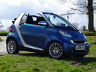 200858 Smart Fortwo Passion 71 Softouch Cabrio Excellent Condition with PAS