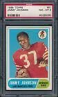 1968 Topps Football Cards 31