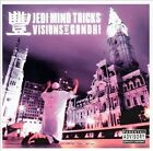 JEDI MIND TRICKS - VISIONS OF GHANDI CD OG PRESS RARE VINNIE PAZ ILL BILL