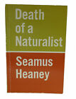 Seamus Heaney Death of a Naturalist Signed 1980