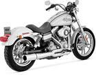Vance  Hines Pro Pipe Chrome Exhaust 2006 2011 Harley Dyna Wide Glide FXDWG
