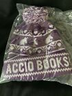 Owlcrate Exclusive Harry Potter Accio Books Beanie Loot Crate -Purple- Unicorns!