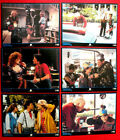 BACK TO THE FUTURE III 1990 MICHAEL J. FOX S. SPIELBERG UNIQUE EXYU LOBBY CARDS
