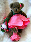 Boyds Plush QVC Exclusive Rose Bears Rosella Bearybloom with Petals 4014593Q