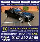 Mercedes Benz SLK300 30 7G Tronic 300 Car Finance From 47PW