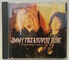 A Songwriting Legacy CD by Jimmy Page & Robert Plant (1995, Atlantic, 10 Tracks)