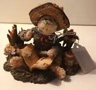 Boyds Bears #371050 Pokie Paworthy...The Bug Insector MIB
