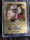 2017 Leaf Spodrts Heroes Superfractor Earl Campbell 1 1 Auto Autograph HOF