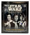 2018 TOPPS STAR WARS A NEW HOPE BLACK AND WHITE SEALED HOBBY 12 BOX CASE