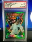 Don Mattingly RARE 1993 Topps Finest