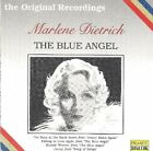 Marlene Dietrich The Blue Angel 1990 Proarte Intersound US original CDD 517 CD