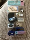 Jolees Family Vacation Dimensional Scrapbook Stickers