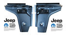 Lh  Rh 1976 1995 Jeep Wrangler YJ Cj5 Cj7 Cj8 Front Floor Supports PAIR