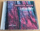 Depeche Mode Refractions Part Two Razormaid Records Rare Promo CD