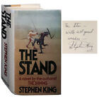 Stephen King The Stand Signed 1st Edition 1978