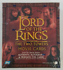2002 Topps LOTR Lord Of The Rings Two Towers Retail Box (A)