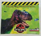 1997 Topps Jurassic Park Lost World Factory Sealed Larger 36 Count Box (B)