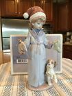 Lladro 6166 Dear Santa w/ Original Box - Mint Condition