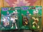 Starting Lineup 1998 John Elway and Terrell Davis Denver Broncos NFL Football
