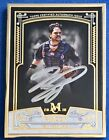 2016 Topps Museum Collection Mike Piazza Gold Framed Silver Auto #d 4 15 Mets!