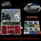 Yamaha V-MAX 2009-2014 Motorcycle Bodywork Fairing Bolt Screw Nuts Screws Kit