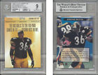 Top 5 Jerome Bettis Football Cards to Celebrate His Hall of Fame Induction 22