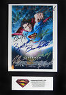 SUPERMAN RETURNS-SIGNED PHOTO POSTER BRANDON ROUTH SPACEY SINGER BOSWORTH COA