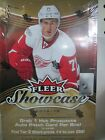 2015-16 UPPER DECK FLEER SHOWCASE HOCKEY HOBBY 8 BOX CASE