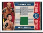 2015 Topps UFC Knockout Trading Cards 8