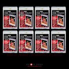 ULTRA PRO 130pt (8pc) Lot One Touch Magnetic Case Card Protector NBA - MLB
