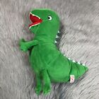 "Ty Beanie Babies Peppa Pig Mr Dinosaur 10"" Stuffed Animal"