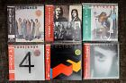 Foreigner - 6 Mini LP CD Japan 2007 -VERY RARE SET- NEW!!