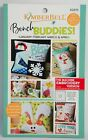 BENCH BUDDIES JANUARY THROUGH APRIL MACHINE EMBROIDERY CD From Kimberbell NEW
