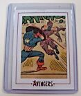 2015 Rittenhouse Avengers: Silver Age Trading Cards 6