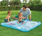 Swimming Pool Baby Water Spray Mat Wading Pool Kiddie Squirt Pool Toddler