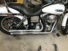 HARLEY DAVIDSON SCREAMIN EAGLE EXHAUST WITH HEAT SHEILDS